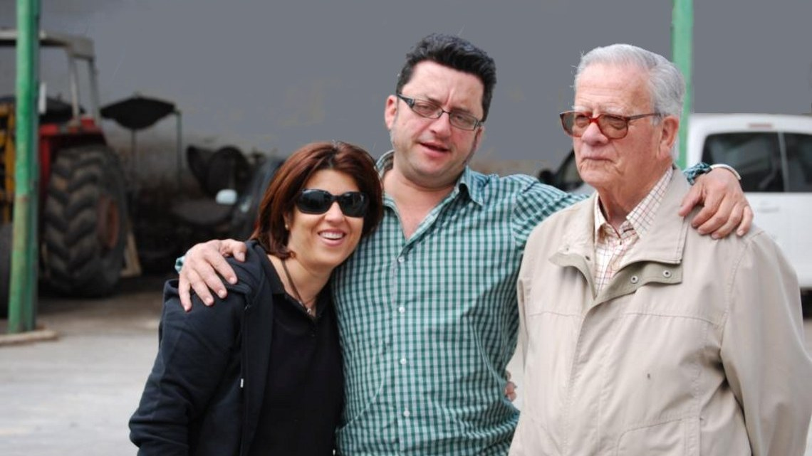 Los Pérez - varias generaciones perfeccionando