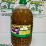 garafa de 5 litros aceite oliva virgen Molino los Perez